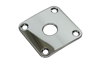 Schaller Guitar Jack Plate Gold//chrome//black